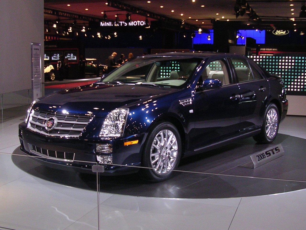 Cadillac Sts 2000 Foto Imagenes Y Video Revision Precio Y