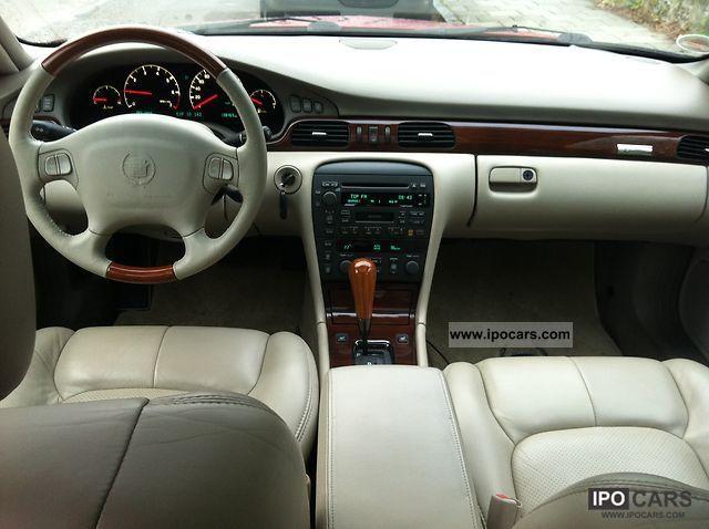 Cadillac STS 2000 foto - 6