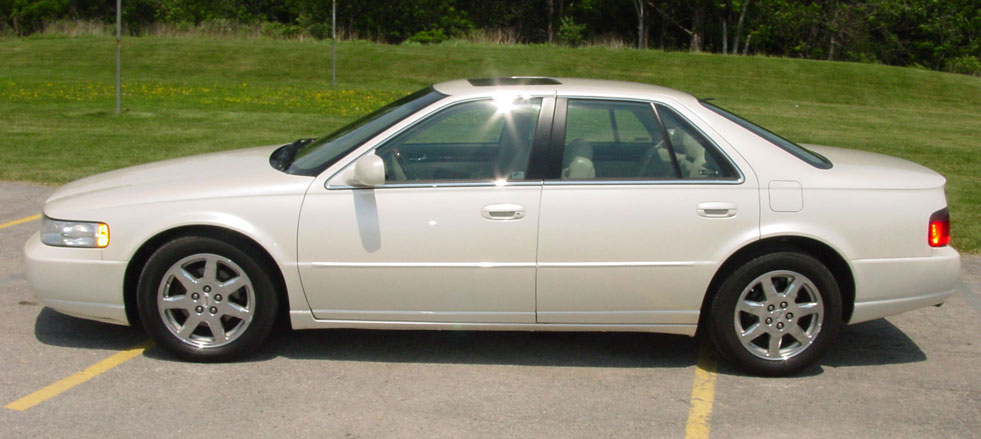 Cadillac STS 2001 foto - 2