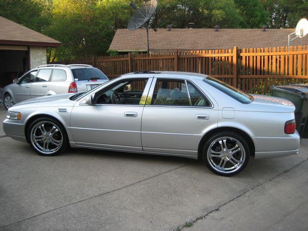 Cadillac STS 2001 foto - 3