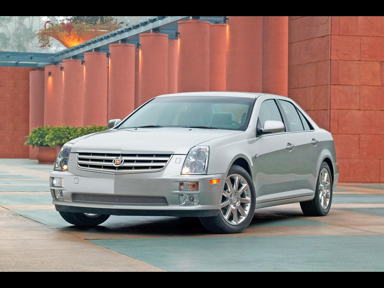 Cadillac STS 2002 foto - 3