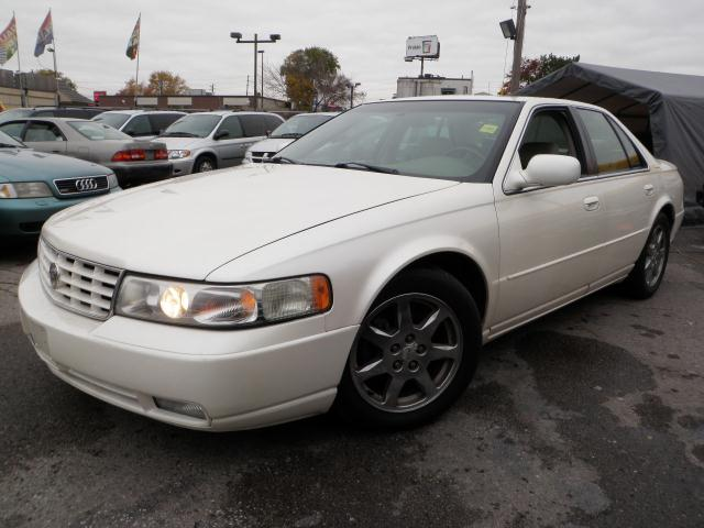 Cadillac STS 2002 foto - 4