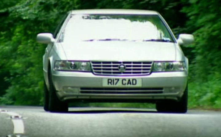 Cadillac STS 2002 foto - 6