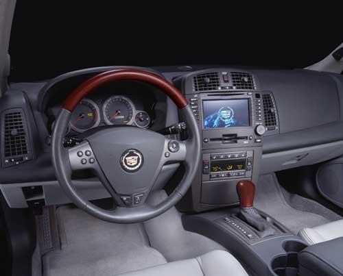 Cadillac STS 2003 foto - 2
