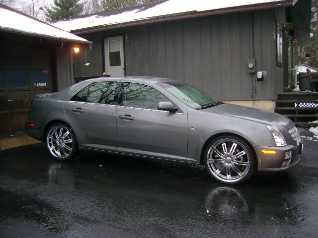 Cadillac STS 2003 foto - 4