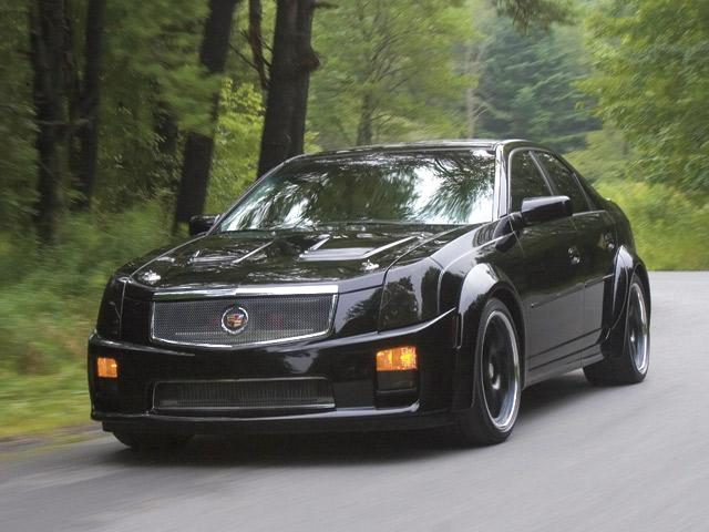 Cadillac STS 2003 foto - 5