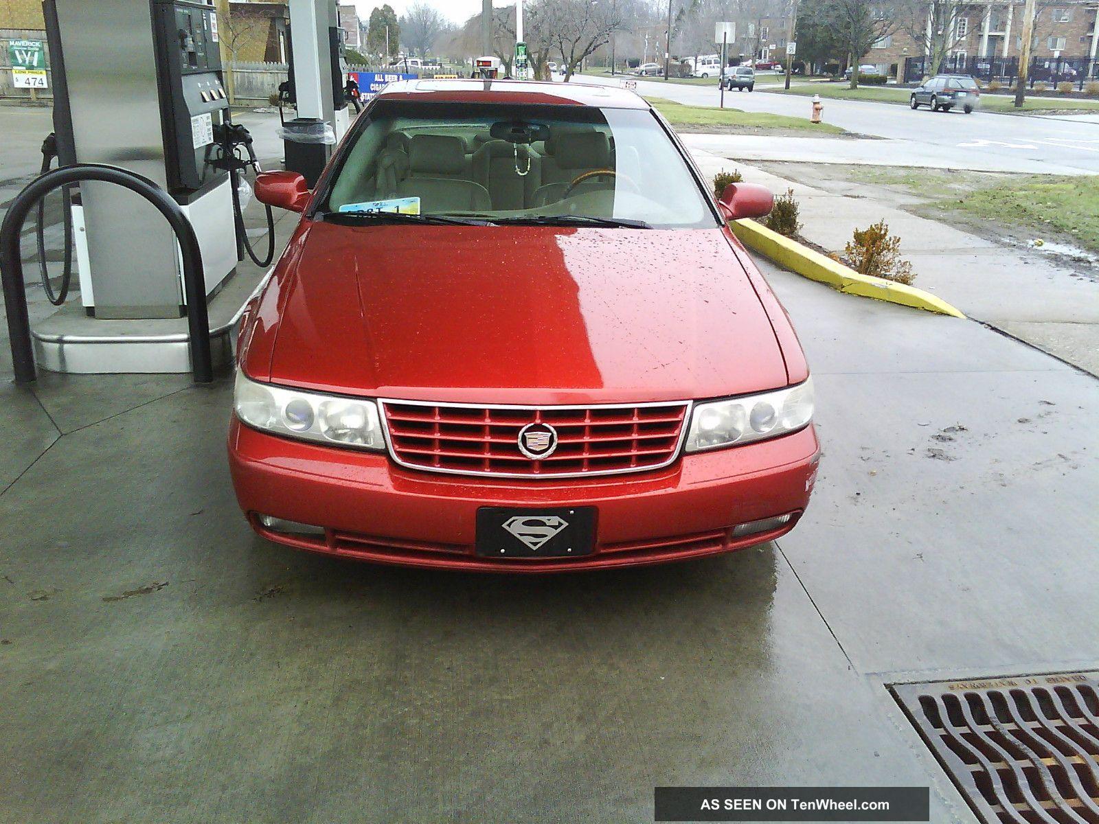 Cadillac STS 2003 foto - 6