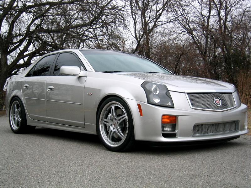 Cadillac STS 2004 foto - 2