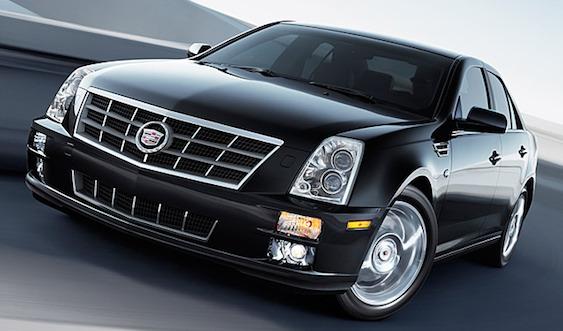 Cadillac STS 2004 foto - 4