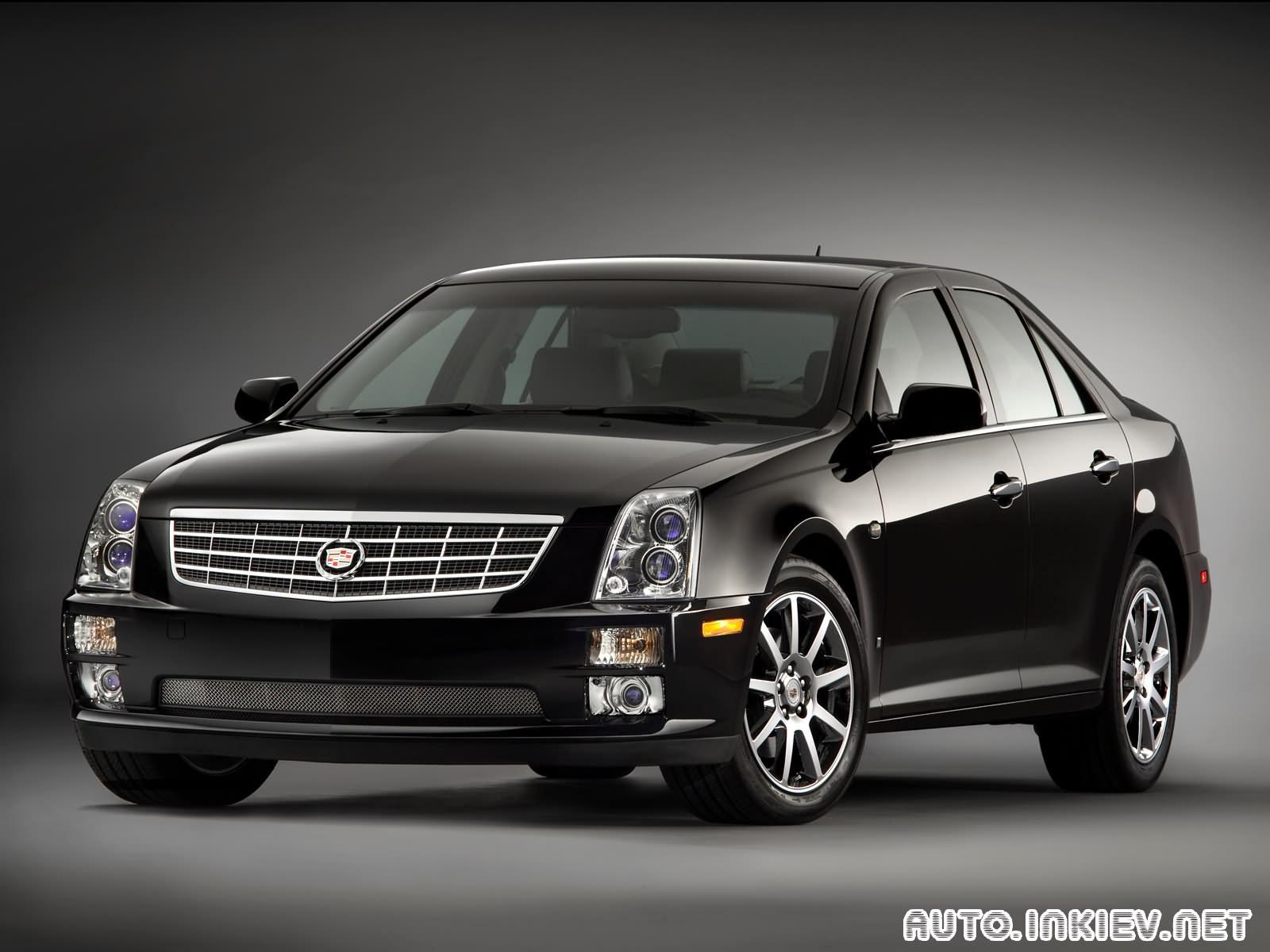 Cadillac STS 2007 foto - 3