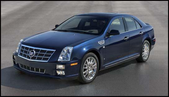 Cadillac STS 2008 foto - 1