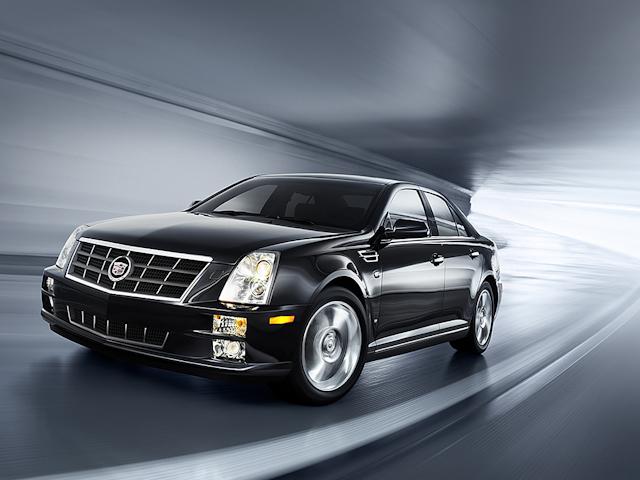Cadillac STS 2010 foto - 3