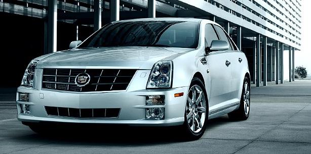 Cadillac STS 2011 foto - 1