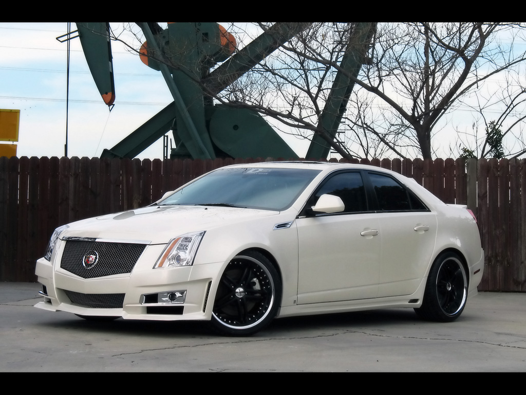 Cadillac STS 2011 foto - 2