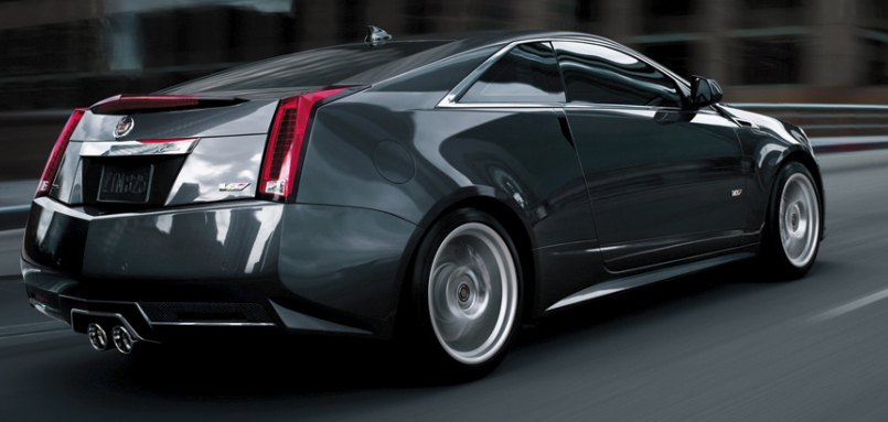 Cadillac STS 2011 foto - 3