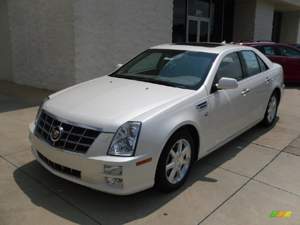 Cadillac STS 2011 foto - 4