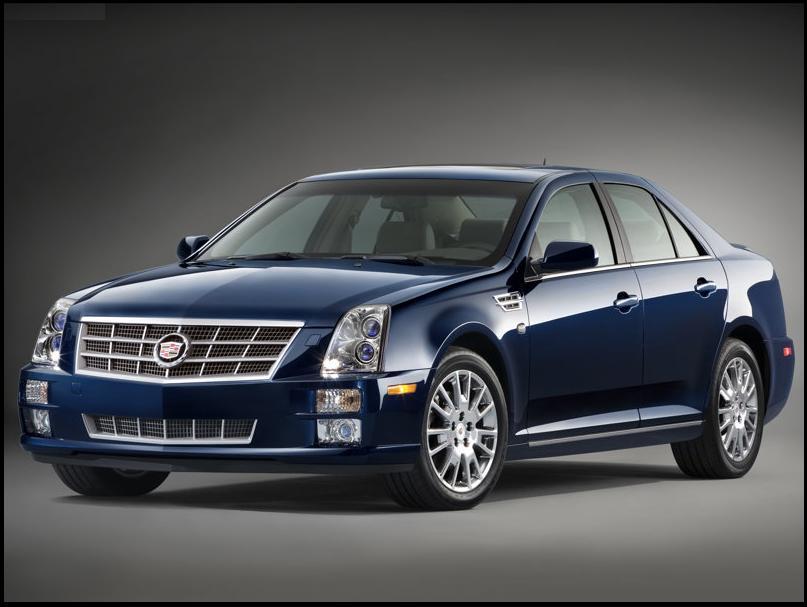 Cadillac STS 2011 foto - 5