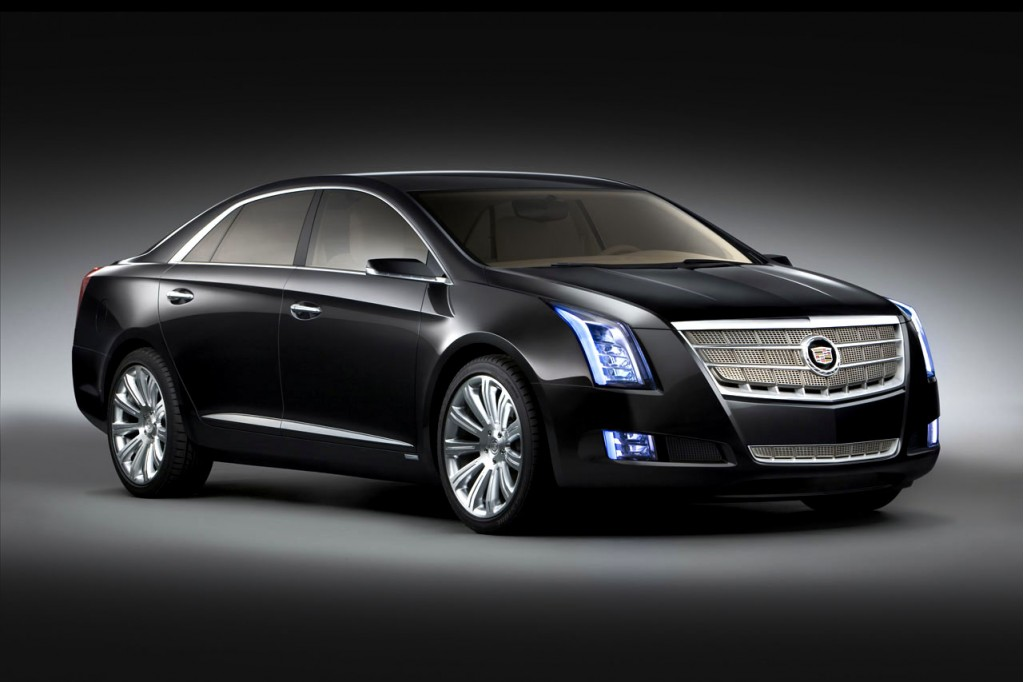 Cadillac STS 2012 foto - 1