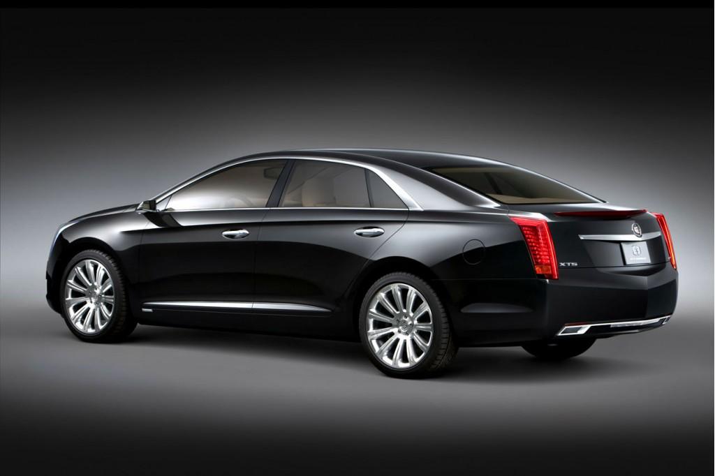 Cadillac STS 2012 foto - 4