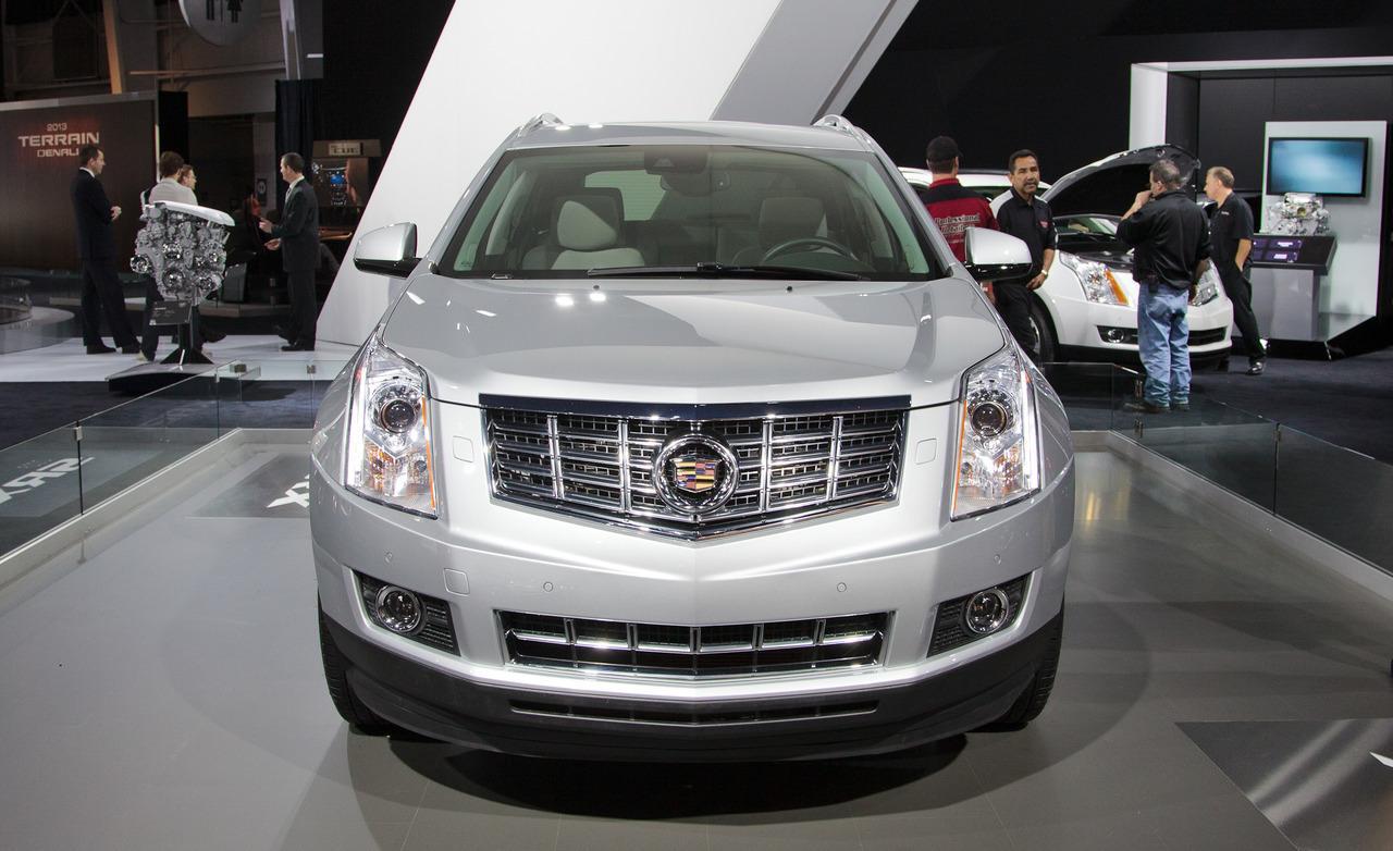 Cadillac STS 2013 foto - 1