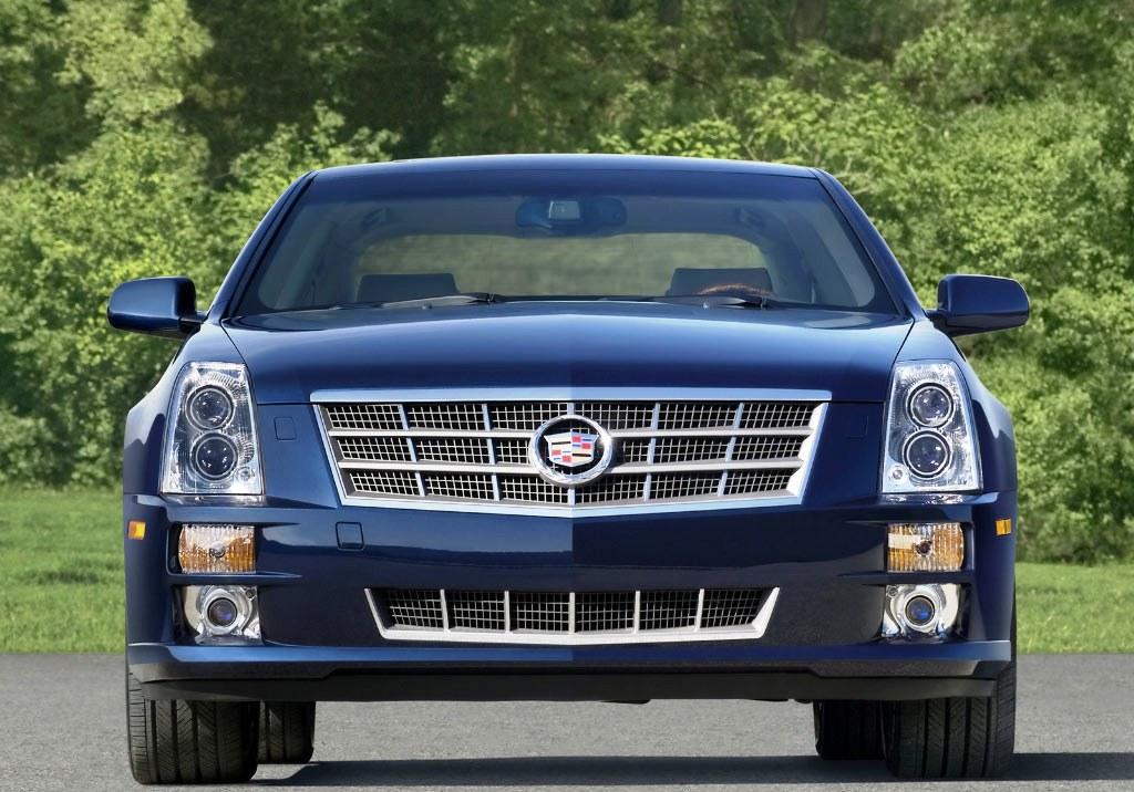 Cadillac STS 2013 foto - 6