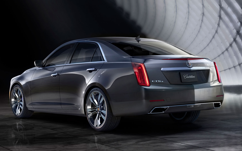 Cadillac STS 2014 foto - 1