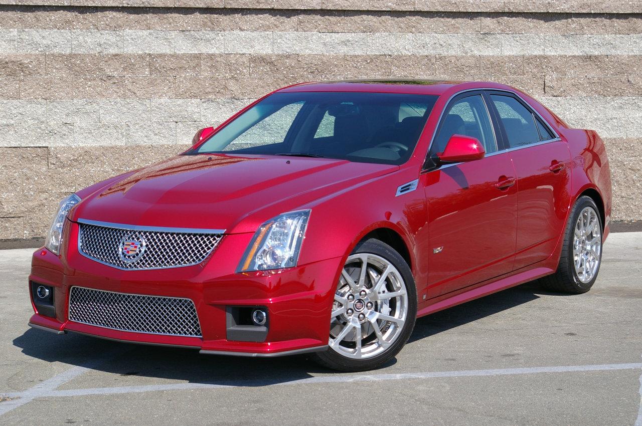 Cadillac STS 2014 foto - 5