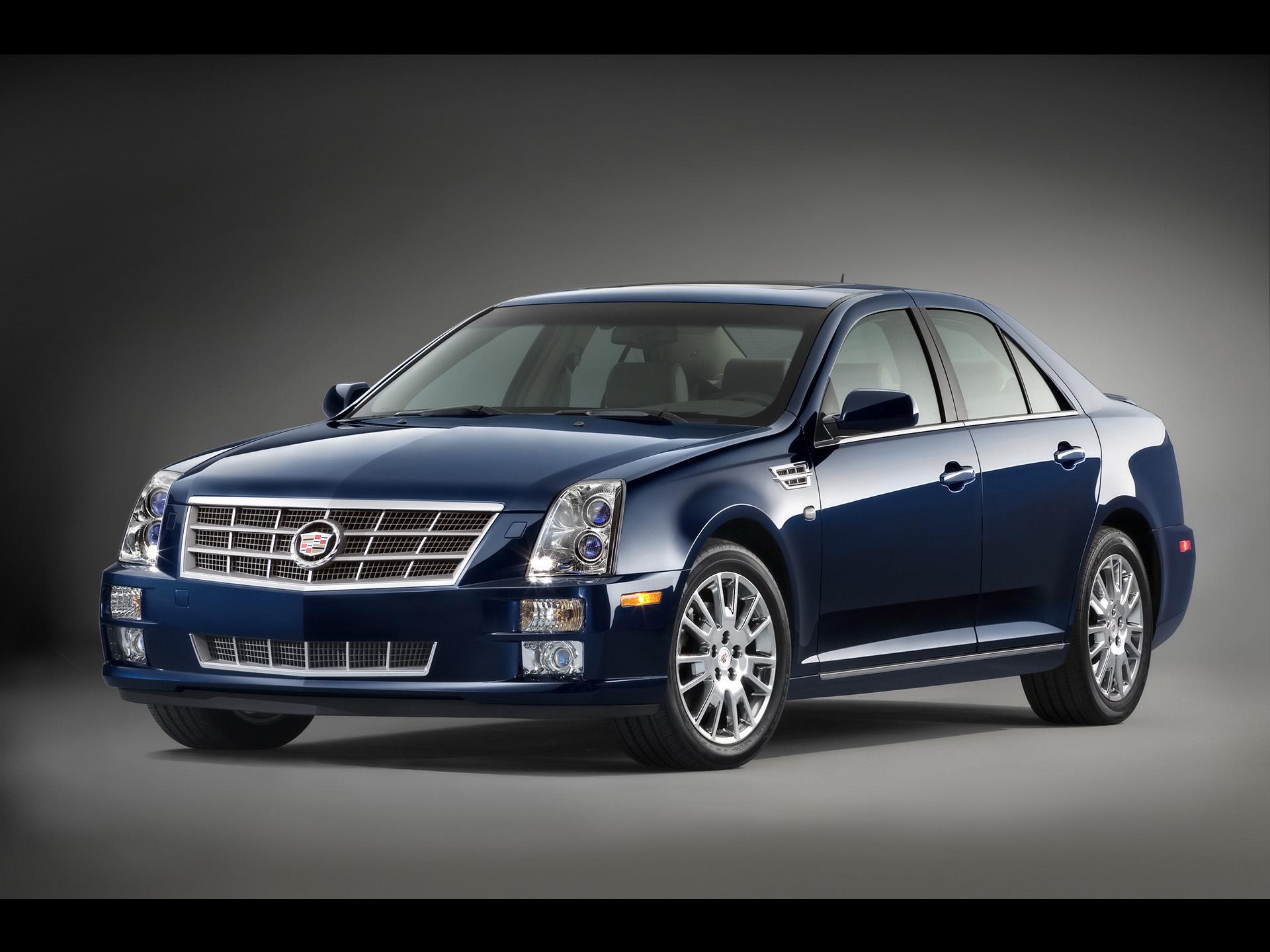 Cadillac STS 2015 foto - 2