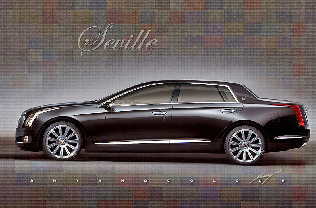 Cadillac STS 2015 foto - 4