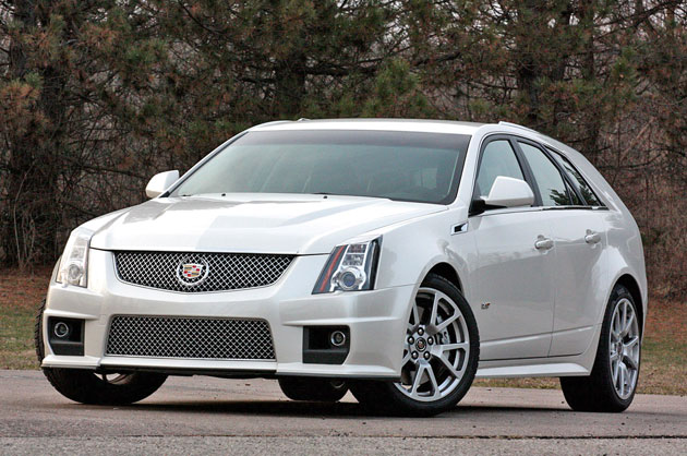 Cadillac STS 2015 foto - 6