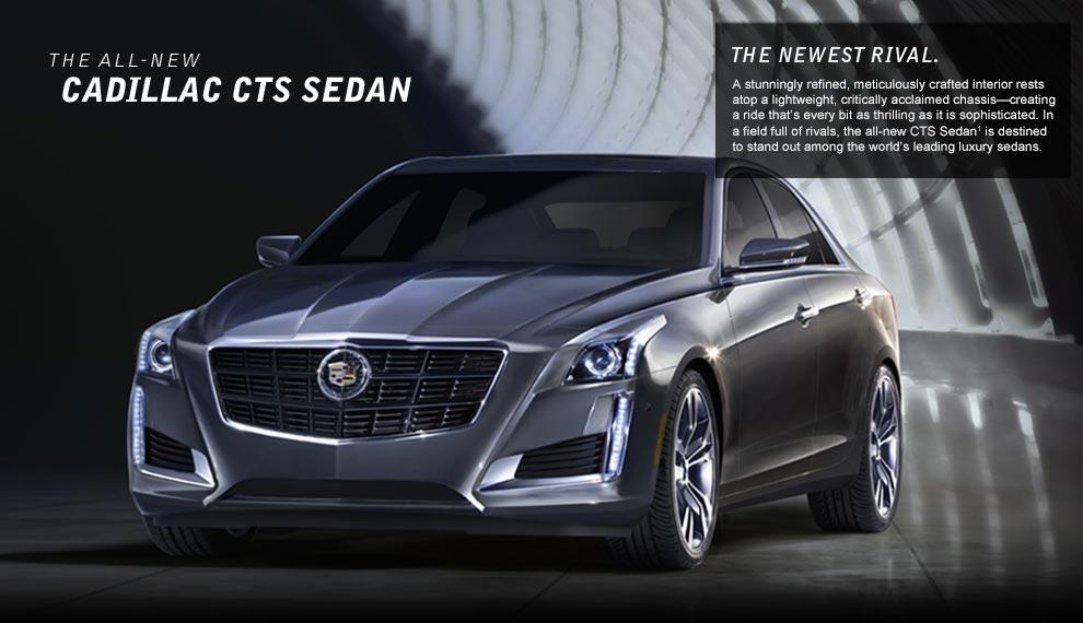 Cadillac Sedan 2014 foto - 2