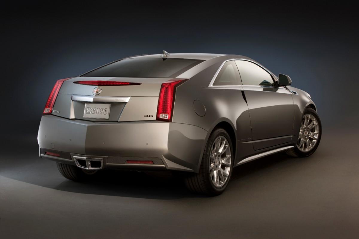Cadillac Sedan 2014 foto - 4