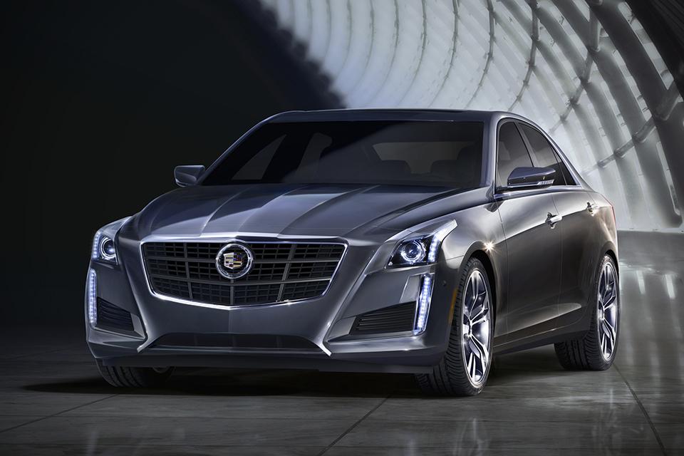 Cadillac Sedan 2014 foto - 5