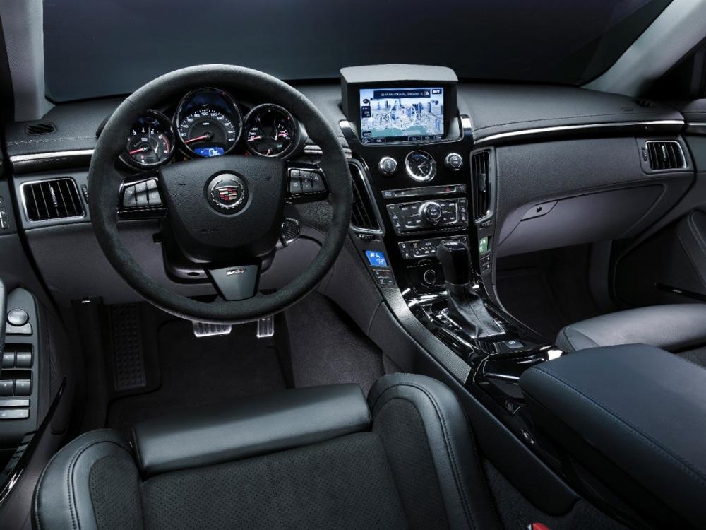 Cadillac Sedan 2014 foto - 6