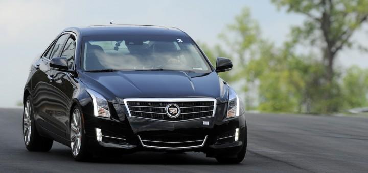 Cadillac Sedan 2015 foto - 1