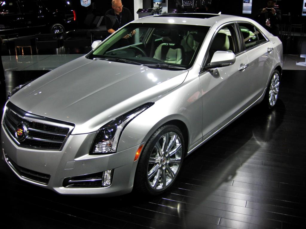 Cadillac Sedan 2015 foto - 3