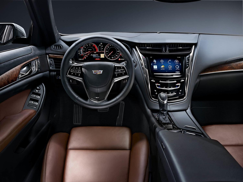 Cadillac Sedan 2015 foto - 4