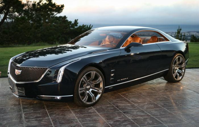 Cadillac Sedan 2015 foto - 5