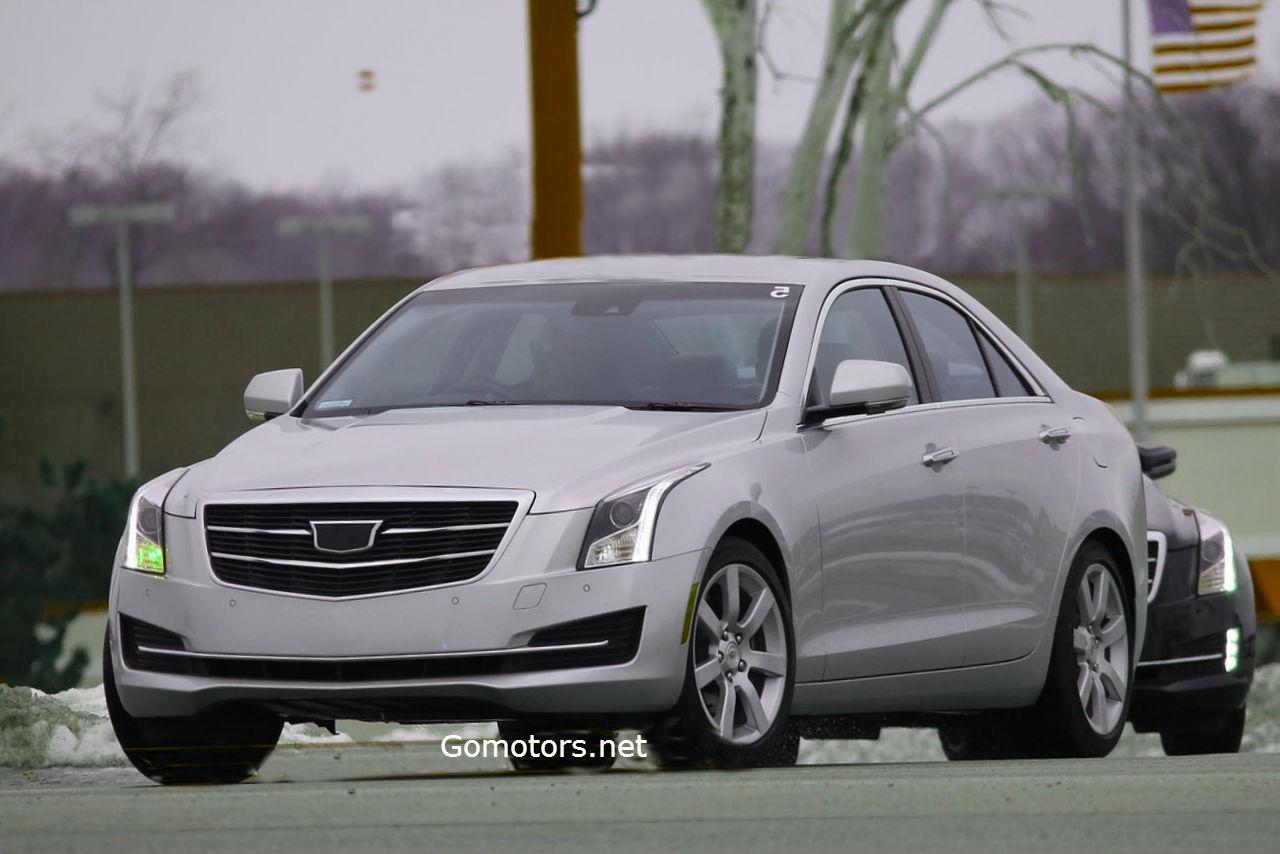 Cadillac Sedan 2015 foto - 6