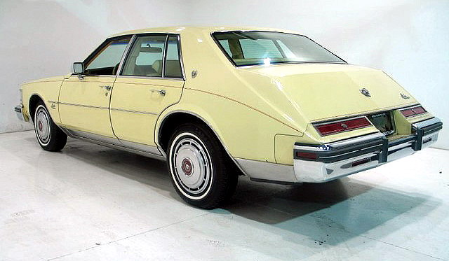 Cadillac Seville 1980 foto - 1
