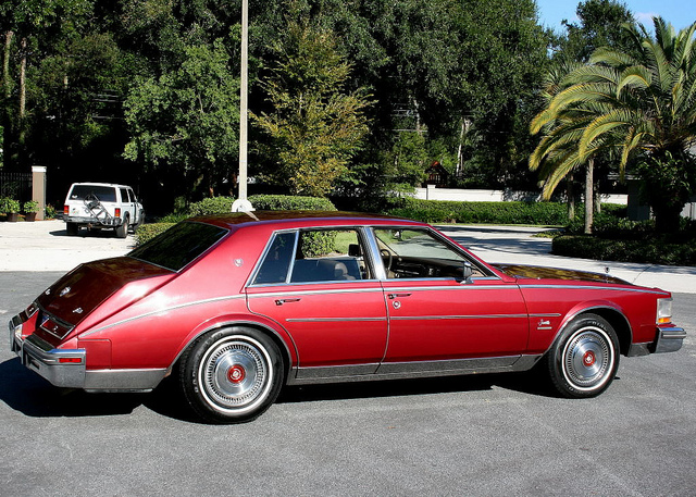 Cadillac Seville 1980 foto - 3