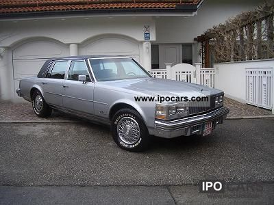 Cadillac Seville 1980 foto - 5