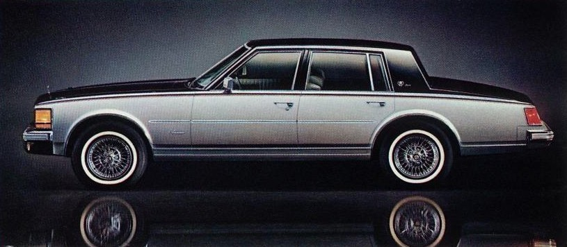 Cadillac Seville 1980 foto - 6