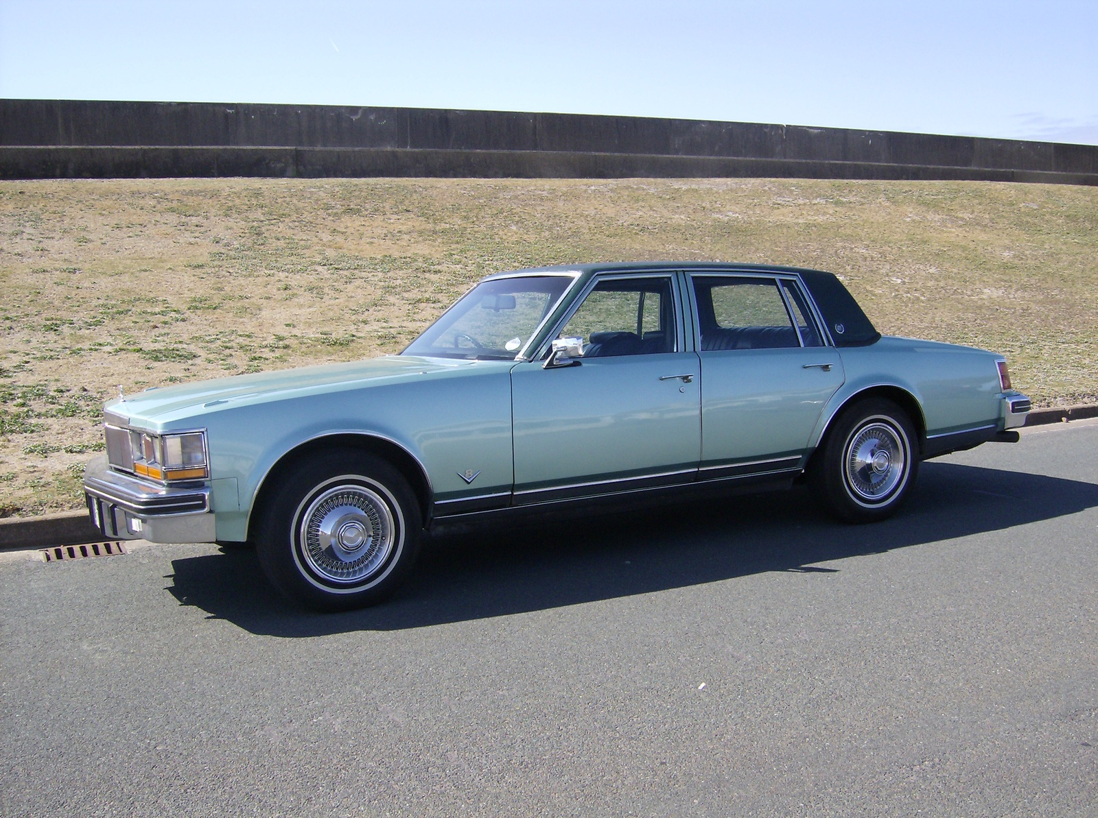 Cadillac Seville 1981 foto - 3