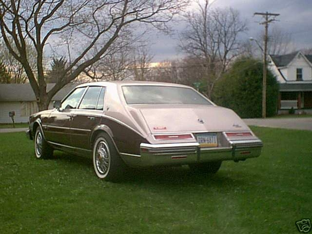 Cadillac Seville 1981 foto - 4
