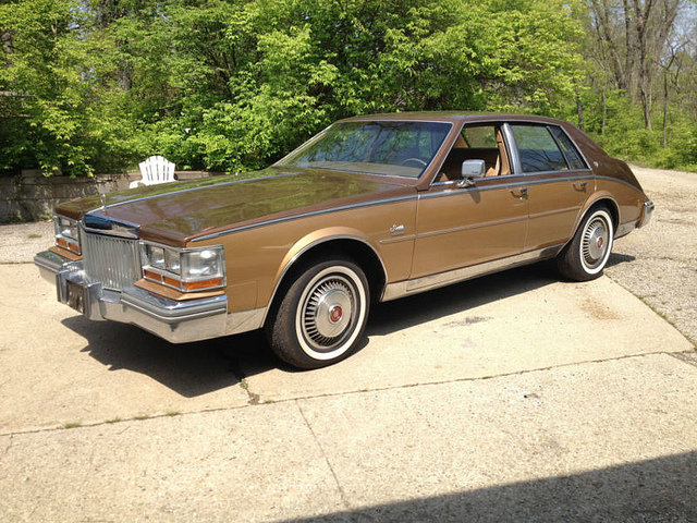 Cadillac Seville 1981 foto - 6