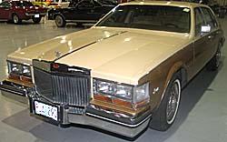Cadillac Seville 1982 foto - 3