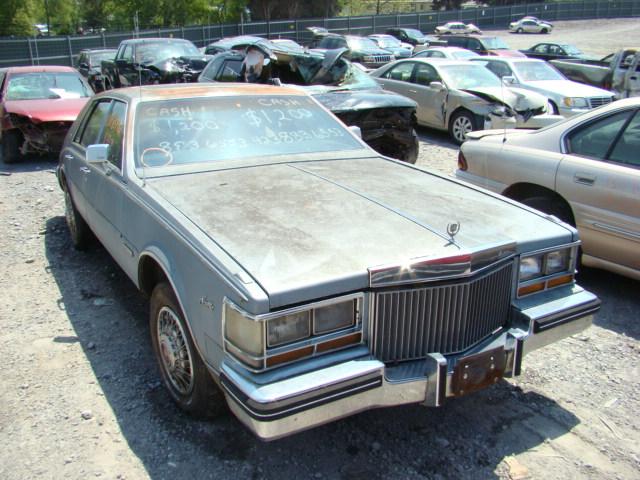 Cadillac Seville 1982 foto - 4