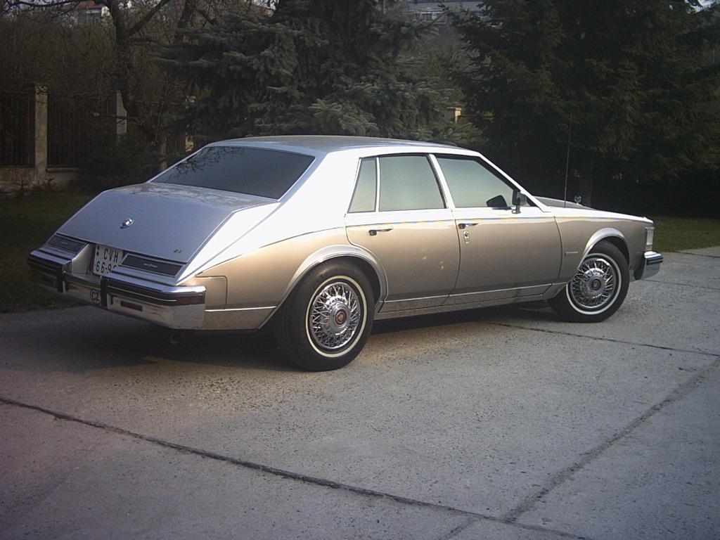 Cadillac Seville 1982 foto - 6
