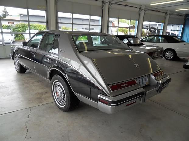 Cadillac Seville 1983 foto - 3